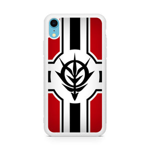 Zeon Gundam,Custom Phone Case, iPhone XR Case, Tatumcase
