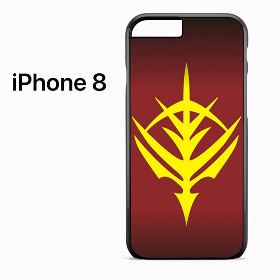 Zeon Logo Gundam - iPhone 8 Case - Tatumcase