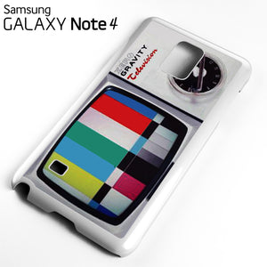 Zero Gravity Television - Samsung Galaxy Note 4 Case - Tatumcase