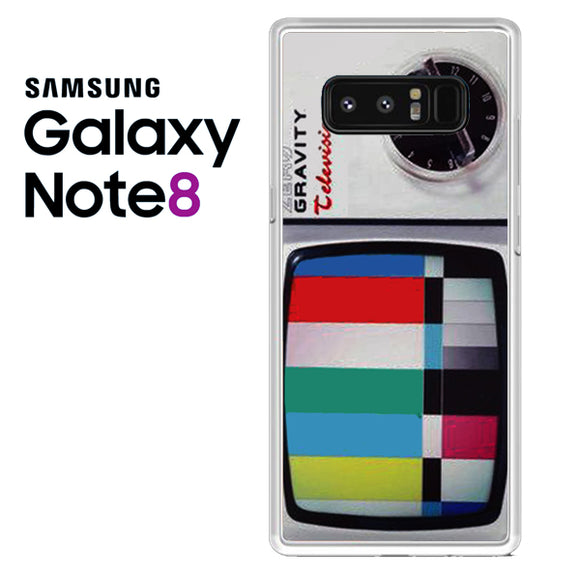 Zero Gravity Television - Samsung Galaxy Note 8 Case - Tatumcase