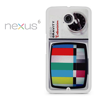 Zero Gravity Television - Nexus 6 Case - Tatumcase