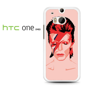 Ziggy Stardust David Bowie - HTC M8 Case - Tatumcase