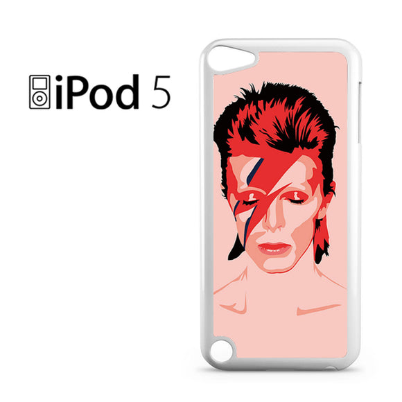 Ziggy Stardust David Bowie - iPod 5 Case - Tatumcase