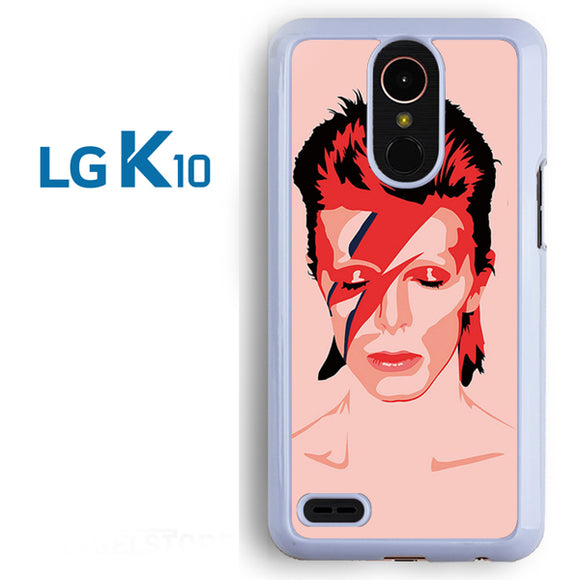Ziggy Stardust David Bowie - LG K10 Case - Tatumcase
