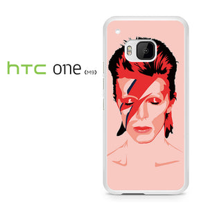 Ziggy Stardust David Bowie - HTC M9 Case - Tatumcase