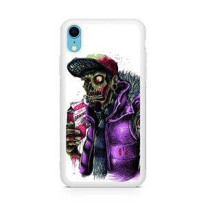 Zombie Rapper,Custom Phone Case, iPhone XR Case, Tatumcase