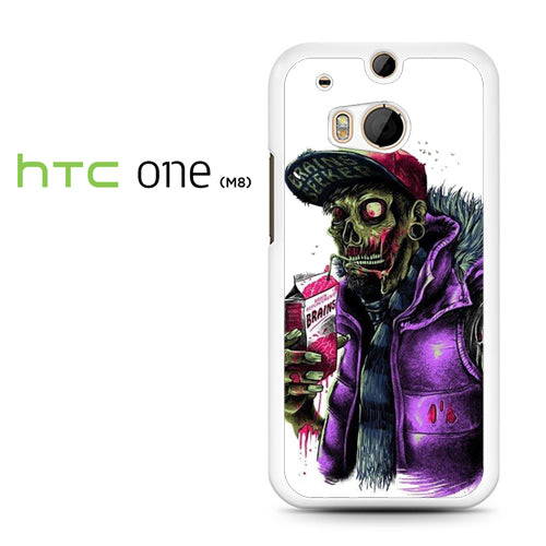 Zombie Rapper - HTC M8 Case - Tatumcase