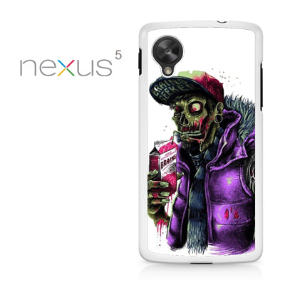 Zombie Rapper - Nexus 5 Case - Tatumcase