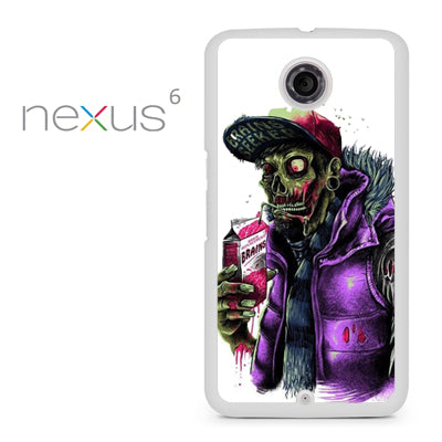 Zombie Rapper - Nexus 6 Case - Tatumcase