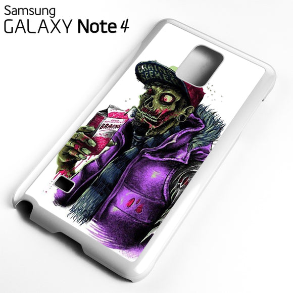Zombie Rapper - Samsung Galaxy Note 4 Case - Tatumcase