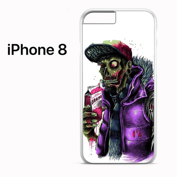 Zombie Rapper - iPhone 8 Case - Tatumcase