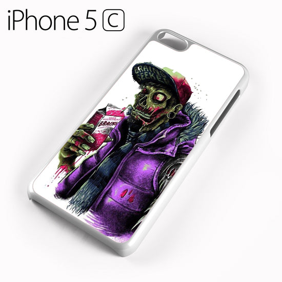 Zombie Rapper - iPhone 5C Case - Tatumcase
