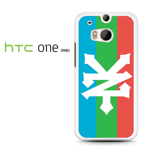Zoo York Colors - HTC M8 Case - Tatumcase