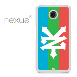 Zoo York Colors - Nexus 6 Case - Tatumcase