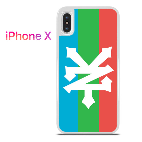 Zoo York Colors - iPhone X Case - Tatumcase
