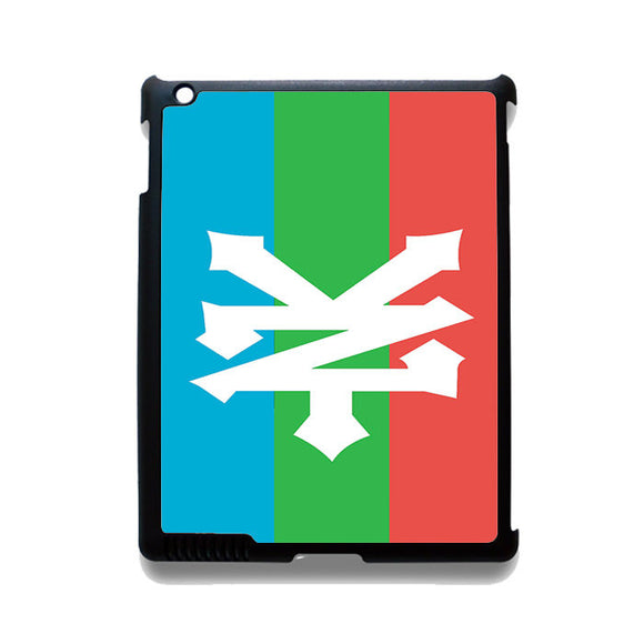 Zoo York Colors TATUM-12227 Apple Phonecase Cover For Ipad 2/3/4, Ipad Mini 2/3/4, Ipad Air, Ipad Air 2