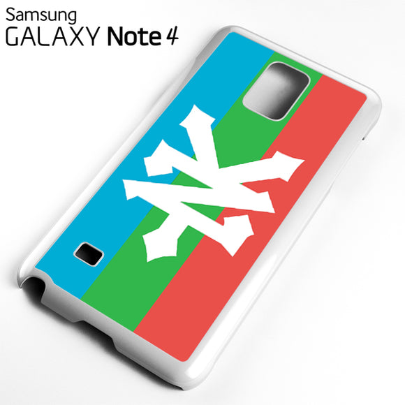 Zoo York Colors - Samsung Galaxy Note 4 Case - Tatumcase