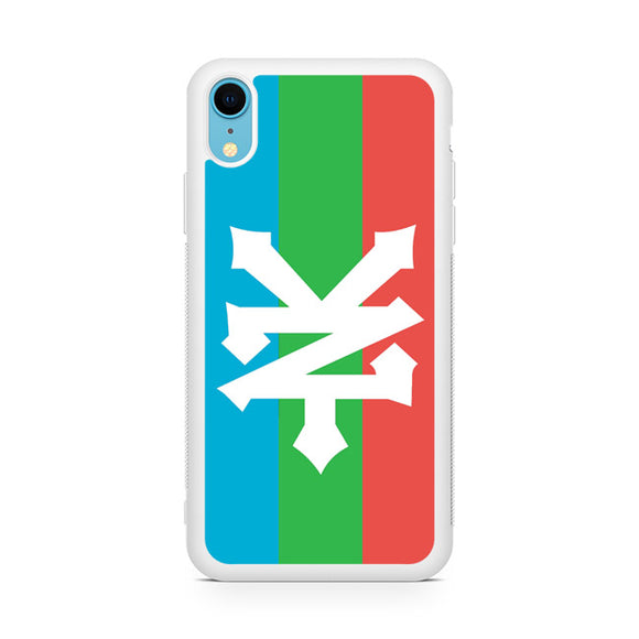 Zoo York Colors,Custom Phone Case, iPhone XR Case, Tatumcase