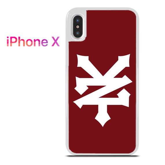 Zoo York Logo - iPhone X Case - Tatumcase