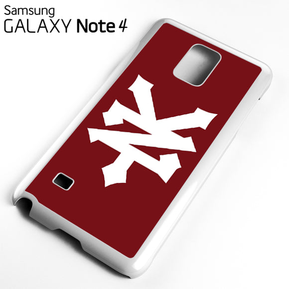 Zoo York Logo - Samsung Galaxy Note 4 Case - Tatumcase