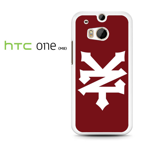 Zoo York Logo - HTC M8 Case - Tatumcase