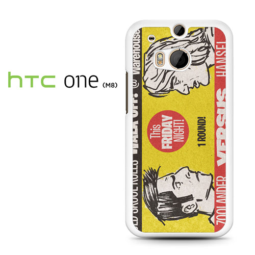 Zoolander VS Hansel Walk Off - HTC M8 Case - Tatumcase