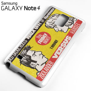 Zoolander VS Hansel Walk Off - Samsung Galaxy Note 4 Case - Tatumcase