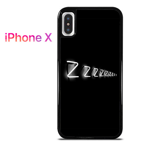 Zzzzzzzzz T - iPhone X Case - Tatumcase
