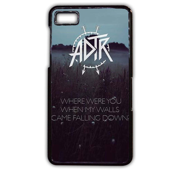 A Day To Remember Came Falling Down TATUM-165 Blackberry Phonecase Cover For Blackberry Q10, Blackberry Z10 - tatumcase