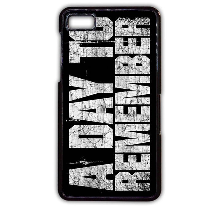 A Day To Remember Logo Cool TATUM-173 Blackberry Phonecase Cover For Blackberry Q10, Blackberry Z10 - tatumcase