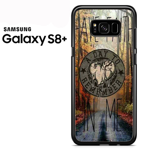 a day to remember Quotes - Samsung Galaxy S8 Plus Case - Tatumcase