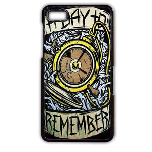 A Day To Remember Album Cover TATUM-161 Blackberry Phonecase Cover For Blackberry Q10, Blackberry Z10 - tatumcase