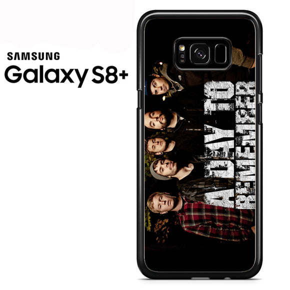 a day to remember all Personil - Samsung Galaxy S8 Plus Case - Tatumcase