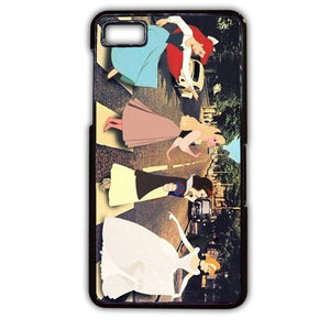 Abbey Road Disney TATUM-203 Blackberry Phonecase Cover For Blackberry Q10, Blackberry Z10 - tatumcase
