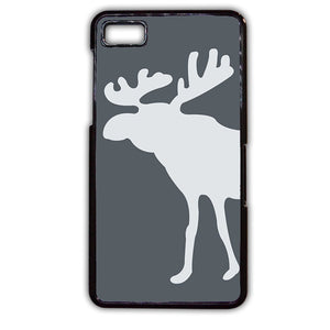 Abercrombie And Fitch Moose Logo TATUM-212 Blackberry Phonecase Cover For Blackberry Q10, Blackberry Z10 - tatumcase