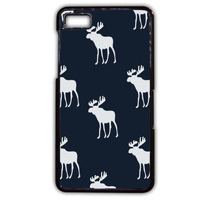Abercrombie And Fitch Moose TATUM-211 Blackberry Phonecase Cover For Blackberry Q10, Blackberry Z10 - tatumcase