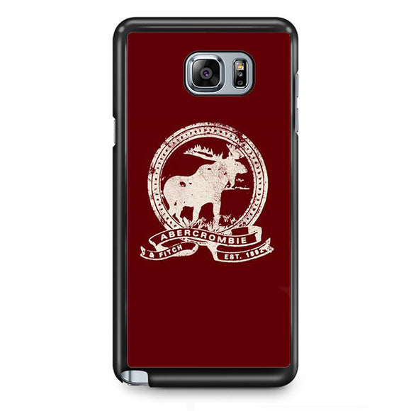 Abercrombie And Fitch Tatum 207 Samsung Phonecase Cover Samsung