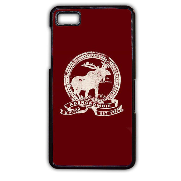 Abercrombie And Fitch TATUM-207 Blackberry Phonecase Cover For Blackberry Q10, Blackberry Z10 - tatumcase