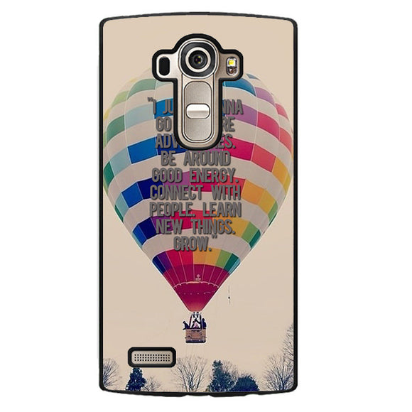 Adventure Baloon Phonecase Cover Case For LG G3 LG G4 - tatumcase