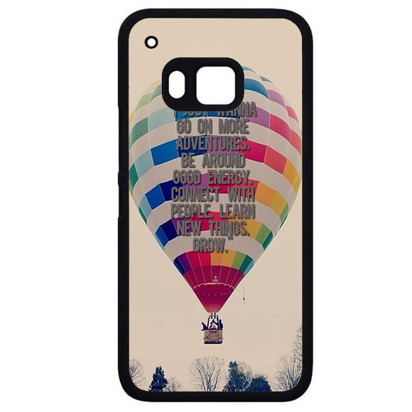 Adventure BaloonPhonecase Cover Case For HTC One M7 HTC One M8 HTC One M9 HTC ONe X - tatumcase