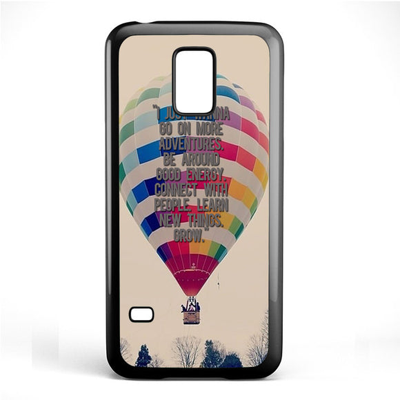 Adventure Baloon Phonecase Cover Case For Samsung Galaxy S3 Mini Galaxy S4 Mini Galaxy S5 Mini - tatumcase