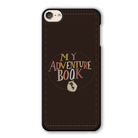 Adventure Book Phonecase Cover Case For Apple Ipod 4 Ipod 5 Ipod 6 - tatumcase