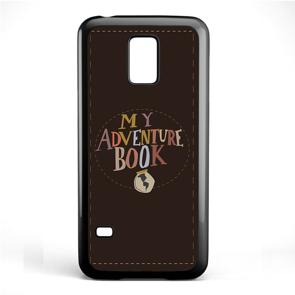 Adventure Book Phonecase Cover Case For Samsung Galaxy S3 Mini Galaxy S4 Mini Galaxy S5 Mini - tatumcase