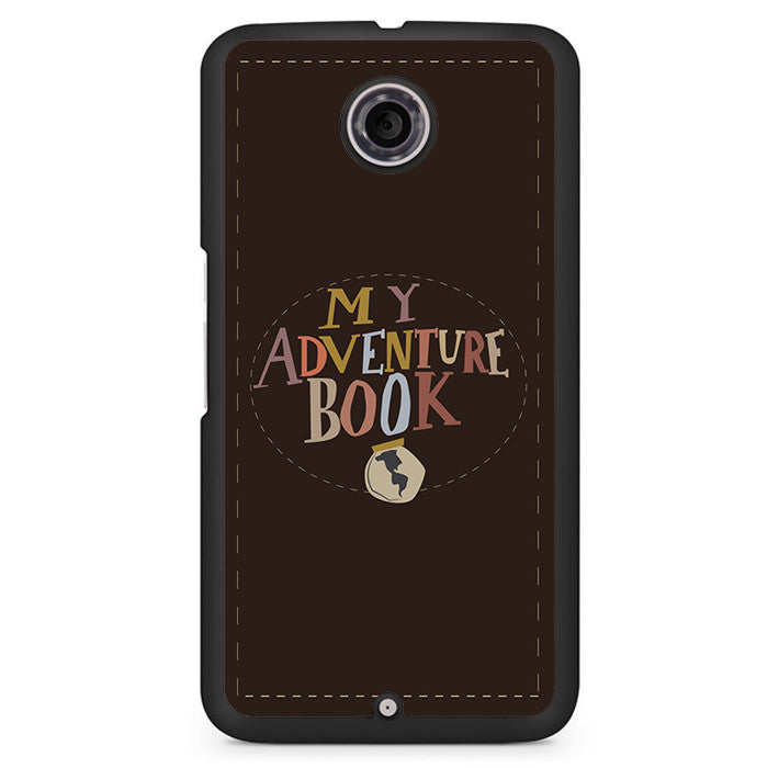 Adventure Book Phonecase Cover Case For Google Nexus 4 Nexus 5 Nexus 6 - tatumcase