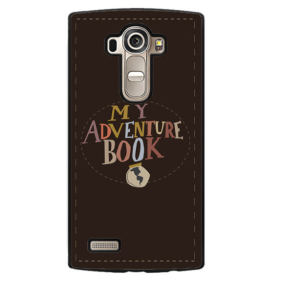 Adventure Book Phonecase Cover Case For LG G3 LG G4 - tatumcase