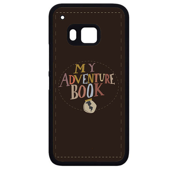 Adventure BookPhonecase Cover Case For HTC One M7 HTC One M8 HTC One M9 HTC ONe X - tatumcase