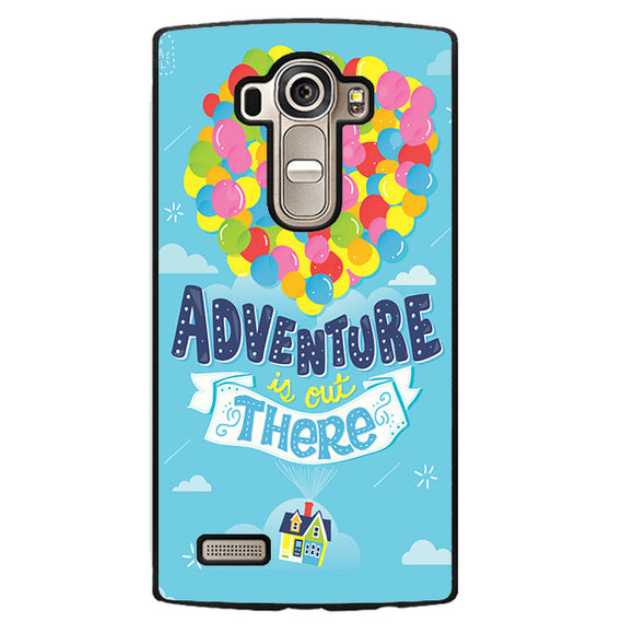 Adventure Is Out There Up Film Phonecase Cover Case For LG G3 LG G4 - tatumcase