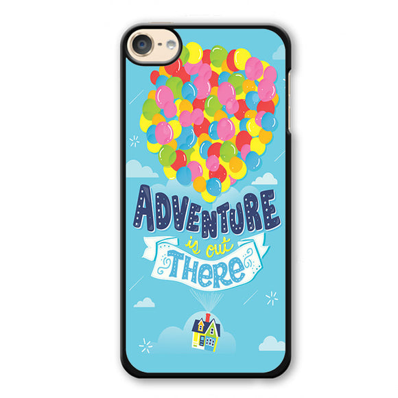 Adventure Is Out There Up Film Phonecase Cover Case For Apple Ipod 4 Ipod 5 Ipod 6 - tatumcase