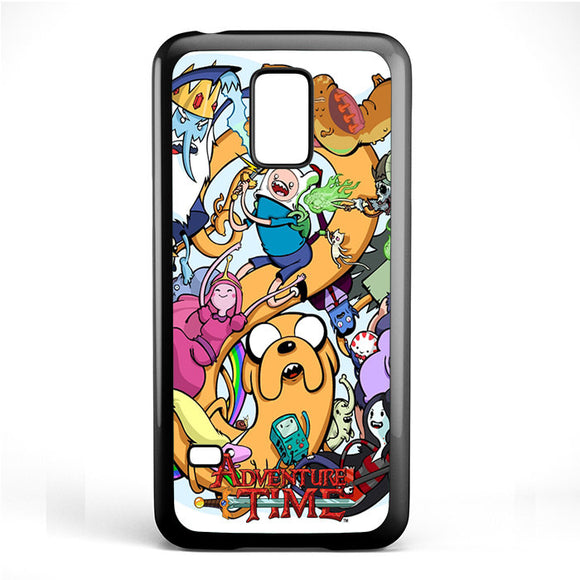 Adventure Time Characters Phonecase Cover Case For Samsung Galaxy S3 Mini Galaxy S4 Mini Galaxy S5 Mini - tatumcase
