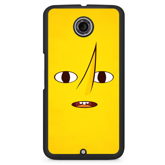 Adventure Time Earl Of Lemongrab Phonecase Cover Case For Google Nexus 4 Nexus 5 Nexus 6 - tatumcase